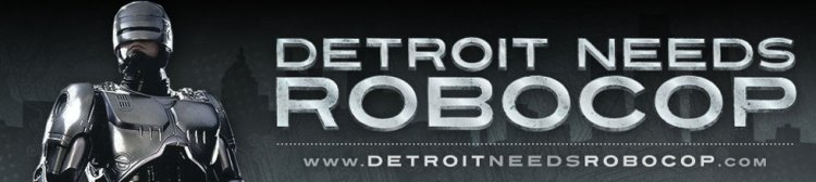 Detroit needs Robocop